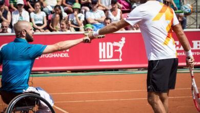 Photo of Stefan Olsson spelar dubbla finaler i Australian Open