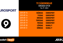 Photo of Discovery Network visar Swedish Open ATP