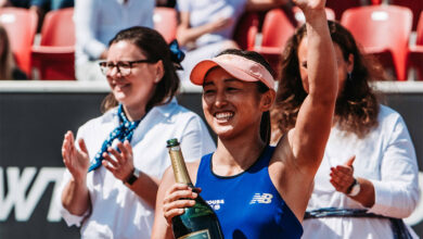 Photo of Misaki Doi vinner Swedish Open